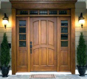 размер входной двери
