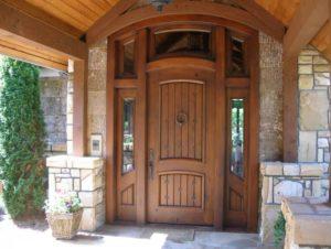 стандартная ширина входной двери
