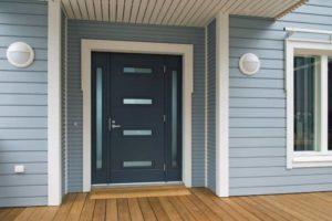 размер входной металлической двери