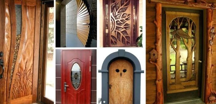 Царговые межкомнатные двери