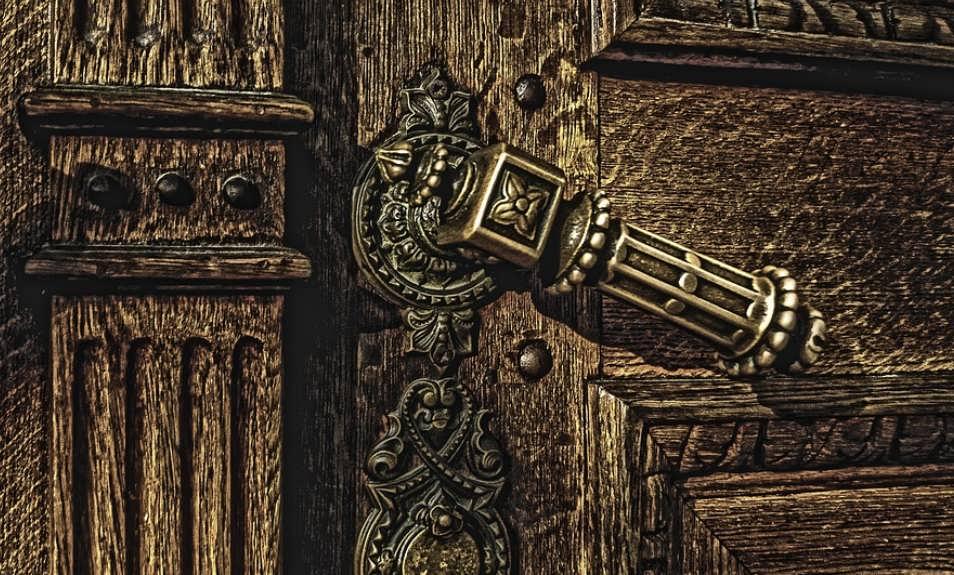 Дверь филенчатая своими руками