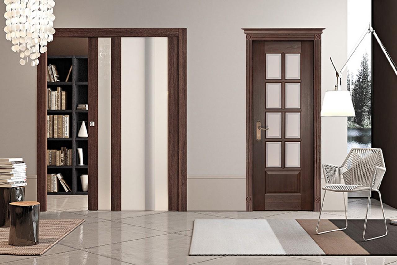 Что за материал такой для дверей - экошпон