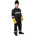 защитный костюм электросварщика