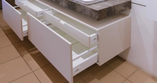 Материалы для мебели в ванную комнату