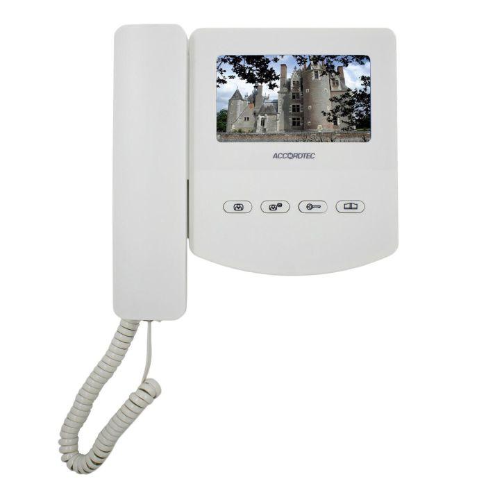 цифровой домофон с видеоэкраном