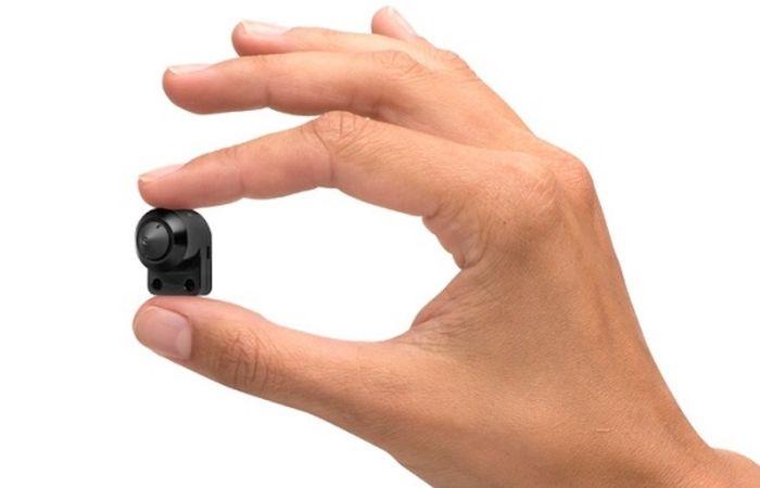 как выглядят скрытые маленькие камеры