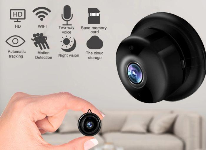 возможности камер для дома