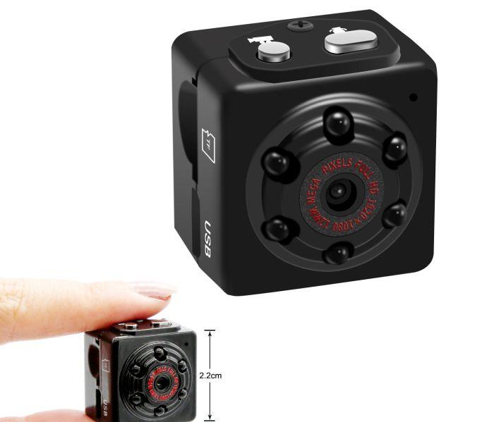 размеры мини-камер для видеонаблюдения