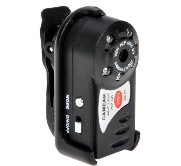 камера скрытого видеонаблюдения беспроводная