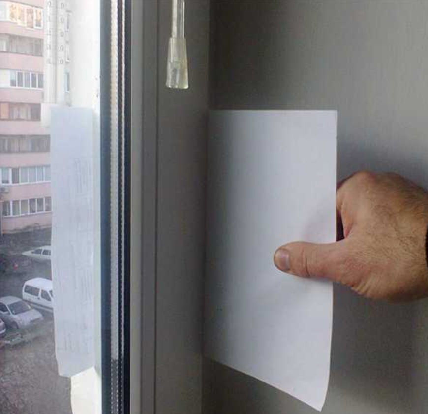 проверка листом