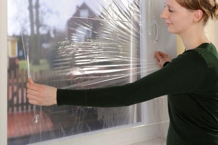 чем утеплить окна пластиковые внутри с комнаты